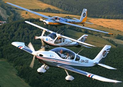 CBS Flying Team