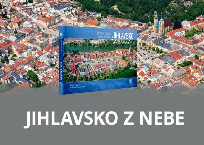 Nová kniha – Jihlavsko z nebe