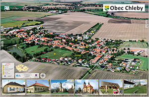 Obec Chleby