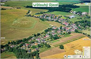 Obec Dlouhý Újezd