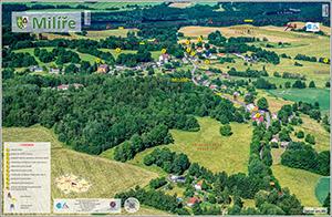 Obec Milíře