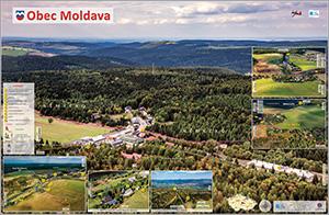 Obec Moldava