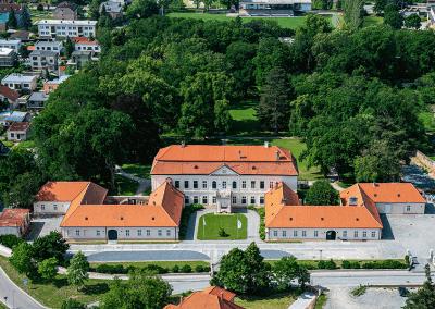 Zámek Dukovany
