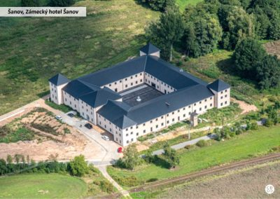 Zámecký hotel Šanov