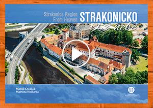 Prolistujte Strakonicko z nebe online