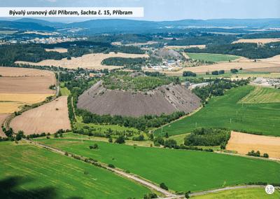 Bývalý uranový důl, Příbram