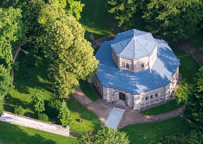 Hrobka sv. Kříže