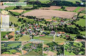 Obec Kozlov