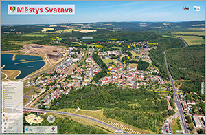Městys Svatava