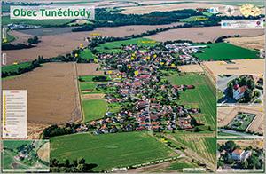 Obec Tuněchody