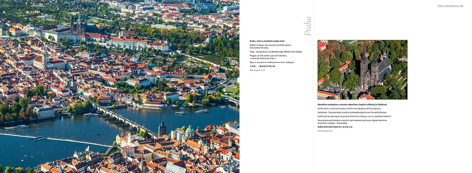 Česko z nebe Exclusive - Praha