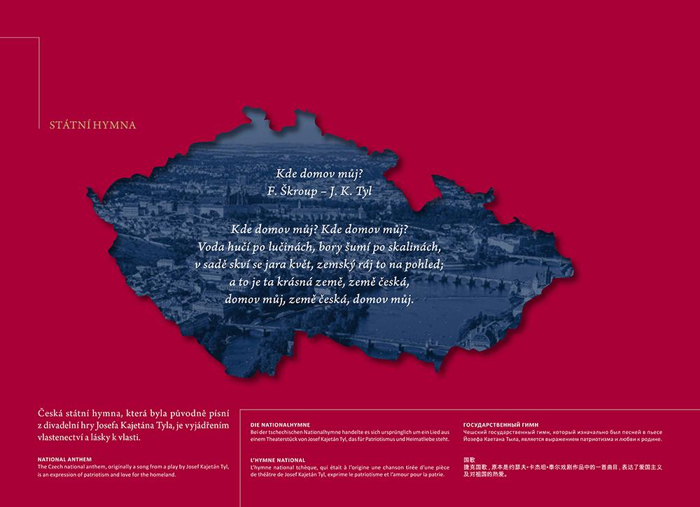 Česko z nebe Exclusive -státní hymna