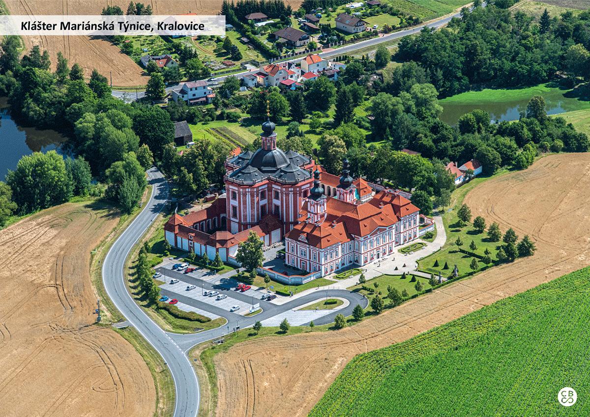 Ukázka z připravované knihy Kralovice a okolí z nebe