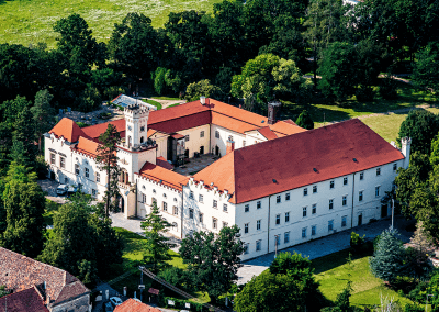 Zámek Sokolnice
